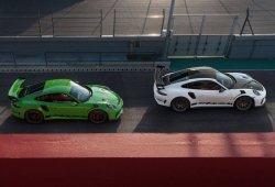 Porsche revela el 911 GT3 RS 2019 Weissach Package en Nueva York