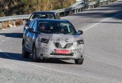 Renault continúa con las pruebas para la renovación del Kadjar