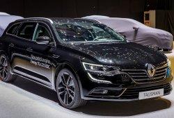 El Renault Talisman recibe el motor 1.8 TCe 225 y lo festeja con la versión S-Edition