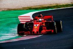 """Vettel: """"Creo que Mercedes es favorito, pero podemos estar muy cerca"""""""