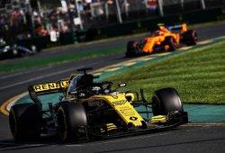 Seis monoplazas motorizados por Renault entre los diez primeros en Albert Park