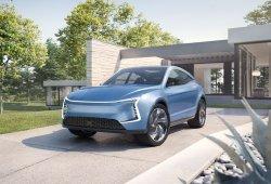 SF Motors desvela sus dos nuevos coches eléctricos, el SF5 y SF7