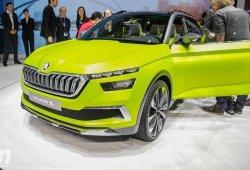 Skoda lanzará el Citigo eléctrico y la versión de producción del Vision X en 2019