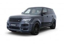 STARTECH lleva al Salón del Automóvil de Ginebra 2018 una nueva propuesta sobre el Range Rover