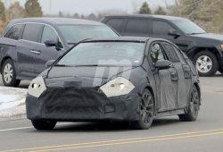 El nuevo Toyota Corolla Sedán cazado de nuevo durante sus tests