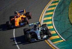 Según Bottas, Mercedes ha perdido ventaja con respecto a los motores Renault