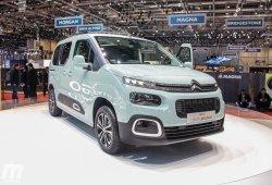 Los nuevos Citroën Berlingo, Peugeot Rifter y Opel Combo, en vídeo desde Ginebra