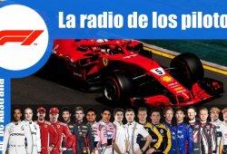 [Vídeo] La radio de los pilotos en el GP de Australia de F1 2018