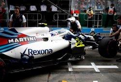 """Williams no levanta cabeza: """"Tenemos problemas que nos cuestan mucho tiempo"""""""