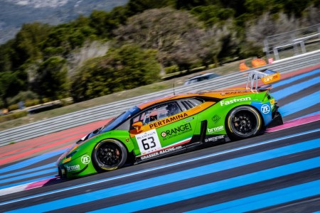 La Blancpain GT Series define su lista de inscritos de 2018