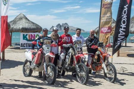 El Dakar 2019 tiene su primer participante confirmado