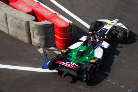 Abt y Audi estrenan palmarés en el ePrix de México