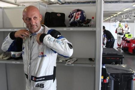 Fabien Barthez se pasa a la Blancpain Endurance Cup