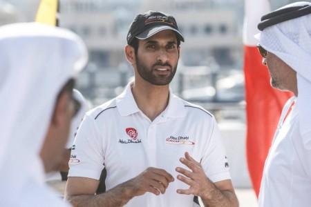 Gran elenco de pilotos en el Abu Dhabi Desert Challenge
