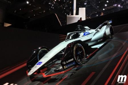 Nissan muestra su Fórmula E de la temporada 2018-19