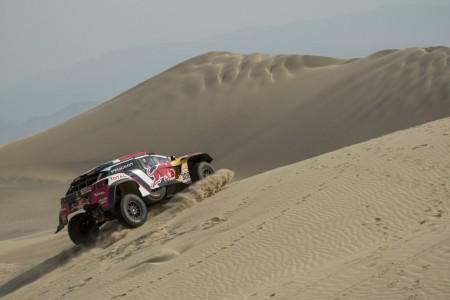 Perú se asegura estar en el recorrido del Dakar 2019
