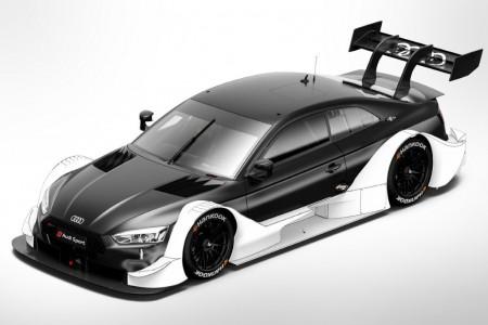 Se presenta de forma oficial el nuevo Audi RS 5 DTM