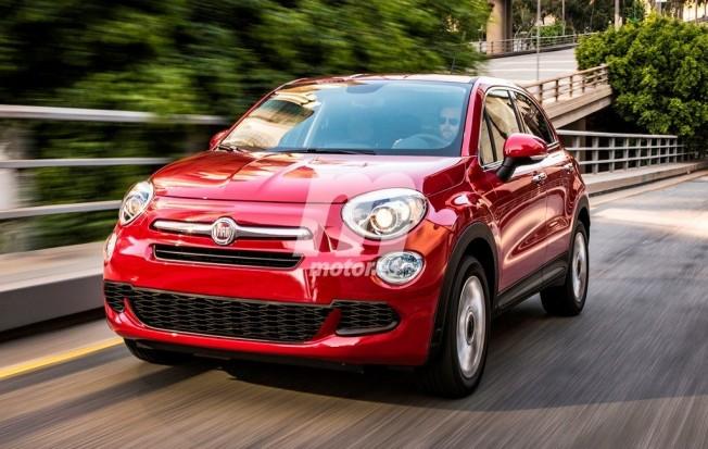 Exclusiva Anticipamos El Diseno Del Renovado Fiat 500x Que Sera