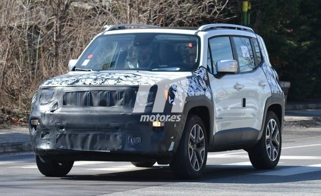 Un Nuevo Vistazo Al Jeep Renegade 2019 Cuyo Desarrollo Continua En