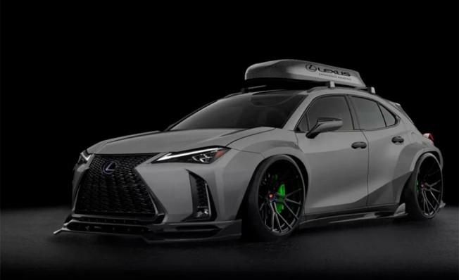 Lexus UX VIP Auto Salon