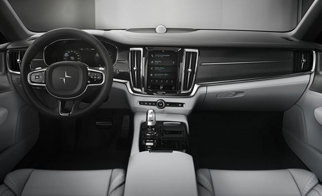 Polestar 1 - interior