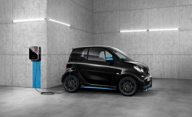 Smart EQ ForTwo Edition Nightsky