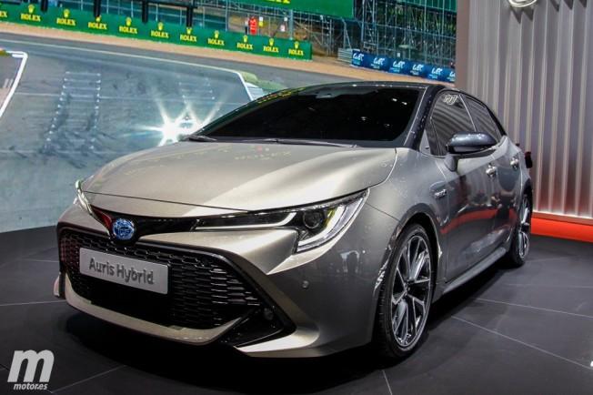 El Nuevo Toyota Auris En Video Desde El Salon De Ginebra 2018 Motor Es