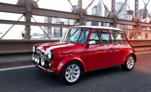 MINI Classic Electric: el adelanto vintage del futuro MINI Cooper E