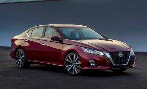Nissan Altima 2019: la berlina japonesa se moderniza