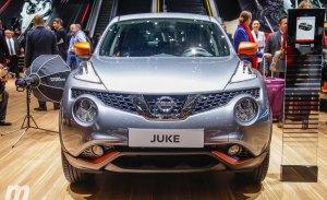 Nissan lleva al Salón del Automóvil de Ginebra 2018 mejoras de diseño en el JUKE
