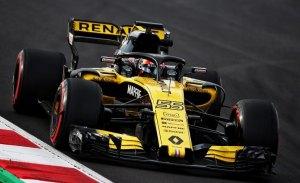 """Renault, con """"dolores de cabeza"""" por la refrigeración de su monoplaza"""