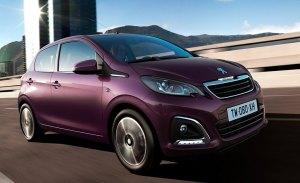 El Peugeot 108 estrena su gama 2018 y dice adiós a la carrocería de 3 puertas