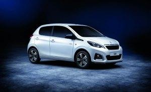 Precios y novedades de la gama 2018 del Peugeot 108