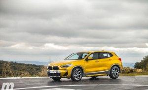 Prueba BMW X2 sDrive20i, el precio de la moda SUV (con vídeo)