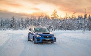 Subaru Snow Drive 2018, diversión en el jardín de Papá Noel (con vídeo)