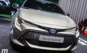 La nueva generación del Toyota Auris, novedad mundial en el Salón de Ginebra 2018
