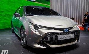El nuevo Toyota Auris en vídeo desde el Salón de Ginebra 2018