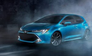 Toyota Corolla Hatchback 2019: el gemelo americano del Auris