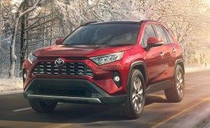 Toyota RAV4 2019: renovación completa para el SUV japonés