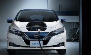 Noruega - Febrero 2018: El nuevo Nissan Leaf es líder con récord de matriculaciones