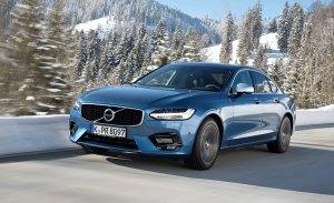 Suecia - Febrero 2018: Récord de ventas para el Volvo S90