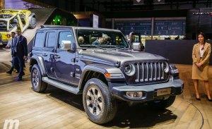 Las novedades del nuevo Jeep Wrangler en vídeo, desde el Salón de Ginebra 2018