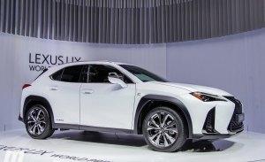 El nuevo Lexus UX en vídeo, desde el Salón de Ginebra 2018