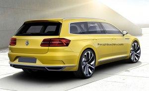 Volkswagen confirma el desarrollo del Arteon Shooting Brake