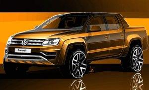 Volkswagen presentará un nuevo pick-up conceptual en Nueva York 2018