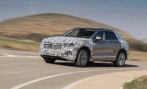 Volkswagen ultima la puesta a punto del nuevo Touareg que estará a la venta en julio