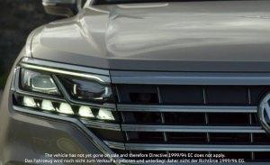 Volkswagen nos adelanta el nuevo Touareg con un vídeo teaser