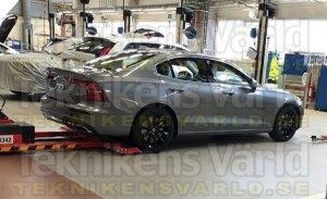 ¡Filtrado! El nuevo Volvo S60 totalmente al descubierto