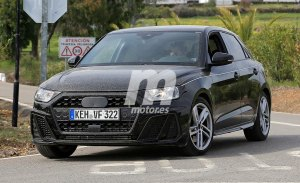 La nueva generación del Audi A1 se destapa casi por completo