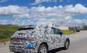 La segunda generación del Audi Q3 vuelve a dejarse ver, esta vez en España
